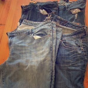 Size 24 women's jeans